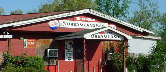 Nothing like Dreamland BBQ in Tuscaloosa, Alabama