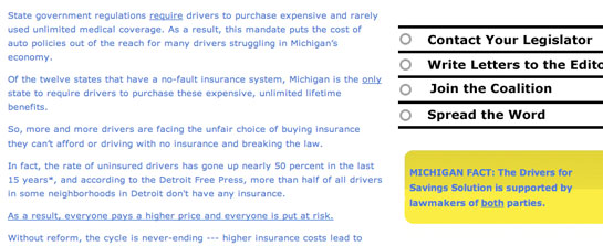 Drivers for Savings image 2