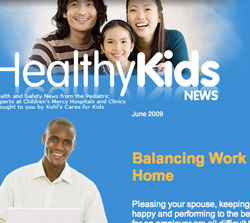 Healthy Kids News