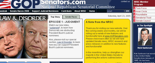 National Republican Senatorial Committee - NRSC image 1