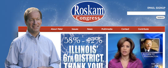 Peter Roskam for Congress image 1