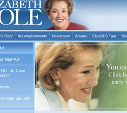 Elizabeth Dole for Senate